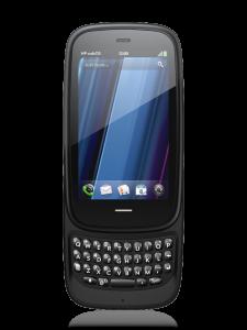 The HP Pre3 smartphone