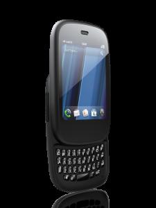 The HP Veer smartphone